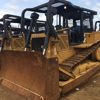 D6R - D6T FLEET OF DOZERS VOR SALE, NO EPA